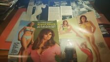 CLIPPINGS  RAQUEL WELCH