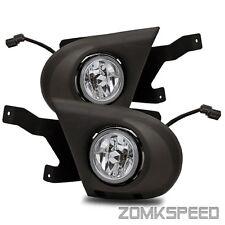 Fits 2003-2005 Honda Pilot JDM Clear Left/Right Fog Lights Bumper Driving Lamps