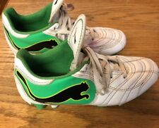 564aae30388 Puma Soccer Cleats Youth Boys Size 3.5~ In Great Condition!
