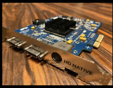 AVID protools HD Native PCIE card