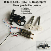 RC Drone Motors Parts for DFD F183 JJRC H8C Quadcopter 7.4V Coreless Motor