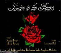 CD NEU LSO Edward Reekers Sandra Reemer Floriade Holland Listen to the Flowers
