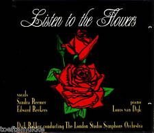 CD London Symphony Orchestra Edward Reekers Floriade Listen to the Flowers Piaf