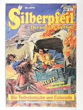 SILBERPFEIL  # 670  mit Bessy Sticker ( Bastei Heft Serie ab 1970 ) Z 2