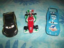 Disney Pixar Cars, Lewis Hamilton, The King Dinoco, Francesco Bernoulli