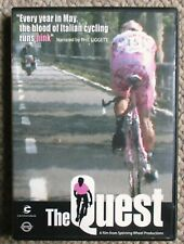 The Quest 2003 Giro d'Italia DVD Gilberto Simoni Cannondale Very Clean