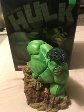 2003 Diamond Select Toys Marvel Universe The Incredible Hulk Resin Bust w/ Box