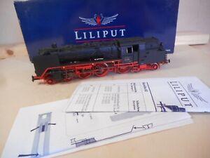 Liliput   L106203   BR 62 DR   Neuwertig  OVP  Spur H0  Gleichstrom DC