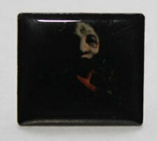 DEATH IN JUNE - Douglas Mask Metal Pin