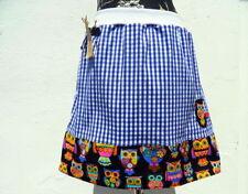 Knielange Damenröcke im A-Linie-Stil in Größe 42