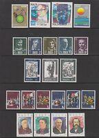 Malta - 1974/91, 40 x Issues - MNH