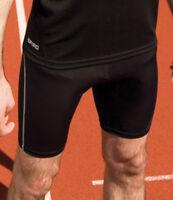 Spiro Bodyfit Base Layer Shorts Sports Black GYM Ladies Kids Mens RUNNING 3