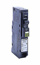 Square D QO Arc Fault 20 amps Circuit Breaker Black Q0120PDFC