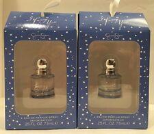 I Fancy You Women's Mini Perfume by Jessica Simpson 0.25 EDP New, Lot of 2