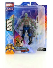 Drax Groot Guardians of the Galaxy Vol.2 Marvel Select Action Figure - UK Seller