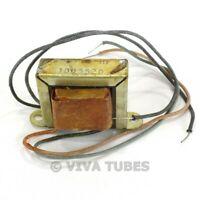 Vintage 6-W-13-HF Output Transformer 5 Watts For Tube Audio 50 Ma