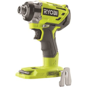 NEW Ryobi ONE+ 18V Cordless Brushless 3-Speed 1/4 in.Hex Impact Driver Tool Only