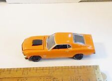 M2 '70 FORD MUSTANG BOSS 429 MUSCLE CAR OPENING HOOD AND RUBBER TIRES LTD