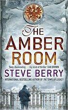 STEVE BERRY __ THE AMBER ROOM __ BRAND NEW ___ FREEPOST UK