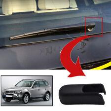 For BMW X3 E83 2003-2010 Rear Windscreen Wiper Arm Cap Washer Nut Cover