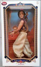 "Poupée Disney Édition Limitée Aladdin 17"" limited edition doll"