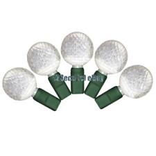 G25 Pure White LED Lights - Christmas Lights