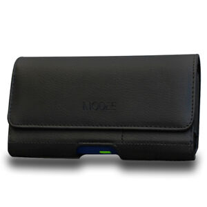 Cash Card Wallet Case Leather Holster Pouch Fits Smart Phone w/Otterbox size