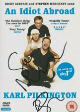 More details for an idiot abroad dvd   **hand signed by ricky gervais and stephen merchant**