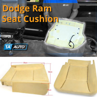 Replacement Seat Cushion Fits Left Driver Side Front For Dodge Ram Pickup Truck