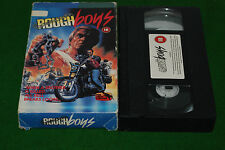 rough boys  rare biker pre cert    vhs  movie rare