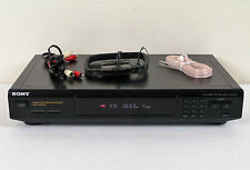 Sony ST-SE200 AM/FM Stereo Tuner, With Antenna's, O/M & Cables,  Guaranteed.
