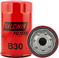 Baldwin Filters B30 Full-Flow Lube Spin-on Engine Oil Filter