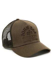 John Doe I Cap - Trucker Hat Heritage I braun