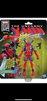 Marvel Legends Deadpool X-Force 80th Anniversary Figure Retro