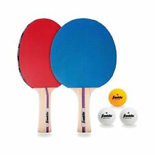 Franklin Sports Table Tennis Paddle Set with Balls 2 Player Set