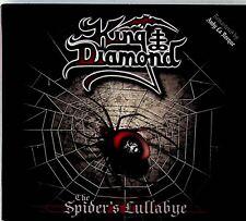 King Diamond – The Spider's Lullabye 2-CD REMASTERED 2016 Bonus Demo Tracks