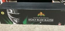 SDCC 2016 Power Rangers Legacy Limited Black Edition Blade Blaster 744/800