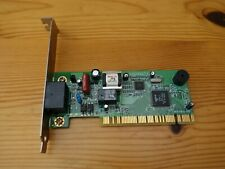 Lucent M01-IFM56-A20 Analog V.92 56Kbps PCI RJ-11 ATX NETWORK CARD