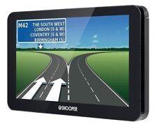 """Snooper S8110 Truckmate Pro GPS Camión ambiente SAT NAV 7"""" TDT TV UK/ROI Mapas de la UE"""