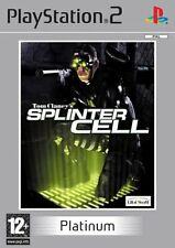 Tom Clancy's Splinter Cell PS2 Playstaion 2 Game