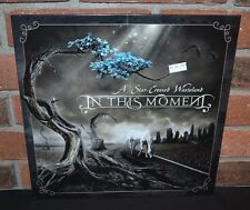 IN THIS MOMENT - A Star Crossed Wasteland Ltd/700 CLEAR/BLACK SPLATTER VINYL New