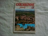 Carcassonne Historical City (As de Couer), J Dovetto, Like New, Paperback