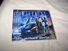 Wildness - Ultimate Demise CD 2020 Hard Melodic Rock Japanese Pressing Bonus