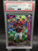 KYLER MURRAY 2019 Panini Donruss Elite Purple #106 #48/99 PSA 9 MINT! Cardinals
