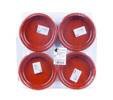 Set di 4x16cm TERRACOTTA Tapas PIATTI-RUSTICO cazuela pentole di Argilla-consegna il giorno successivo