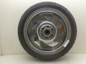 2009 Suzuki VZ1500 M90 Boulevard CHROME REAR WHEEL RIM