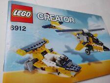 Lego CREATOR6912 nur Bauanleitung,gebraucht,keine Steine!