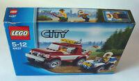 Lego® City 4437 - Verfolgung im Gelände 129 Teile 5-12 Jahren - Neu