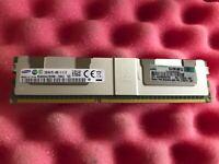 GENUINE HP 32GB (1x32GB) 4Rx4 DDR3 PC3-14900L Memory 715275-001 712384-081