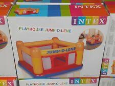 Intex Jump - O - Lene Playhouse Bouncy Castle Inflatable NEW*